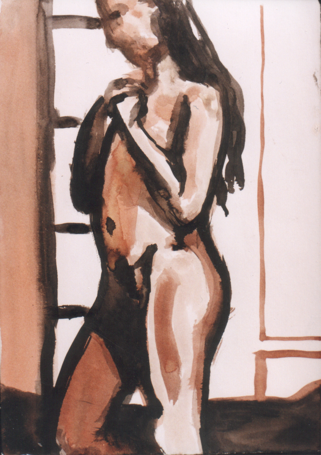AKT IN TUSCHE / NUDE IN INK
